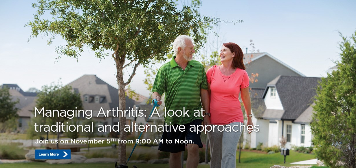 Managing Arthritis: A look at traditional and alternative approaches