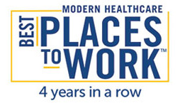 One of Modern Healthcare's Best Places to Work